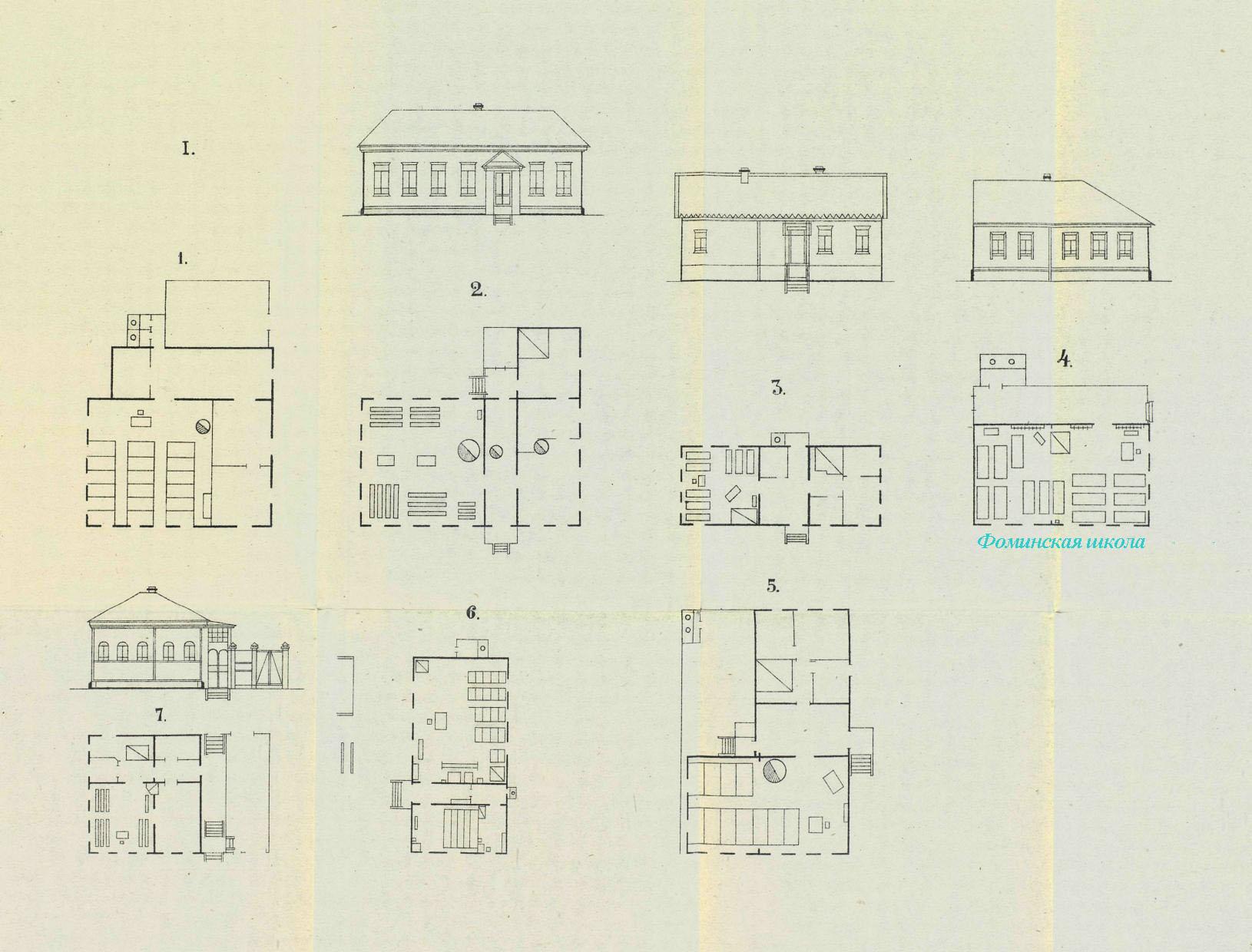 Земские школы Гороховецкого уезда в санитарном отношении в 1889-90 году